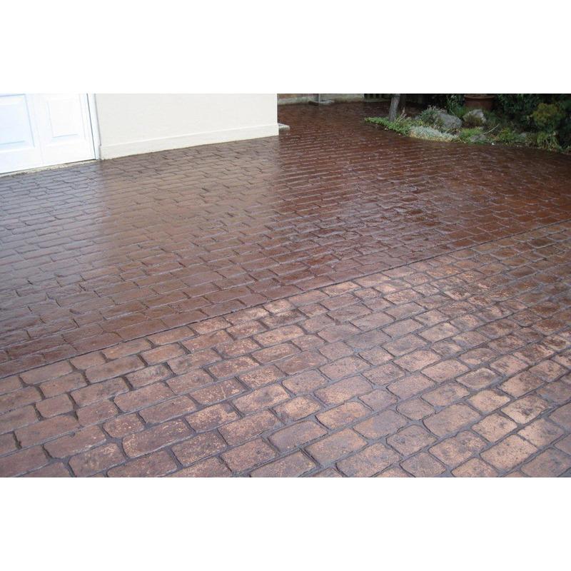 Block Paving Pressed Imprint Concrete sealer Matt Finish 20 Litres