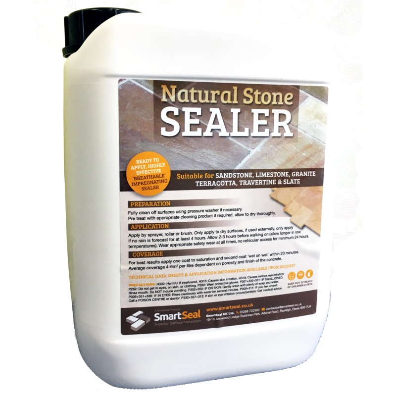 Sample Available Limestone Sealer   Dry Finish (Available In 1 U0026 5 Litre)  Click To Enlarge