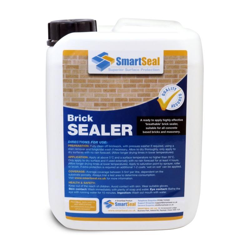 Brick Sealer Waterproofer For