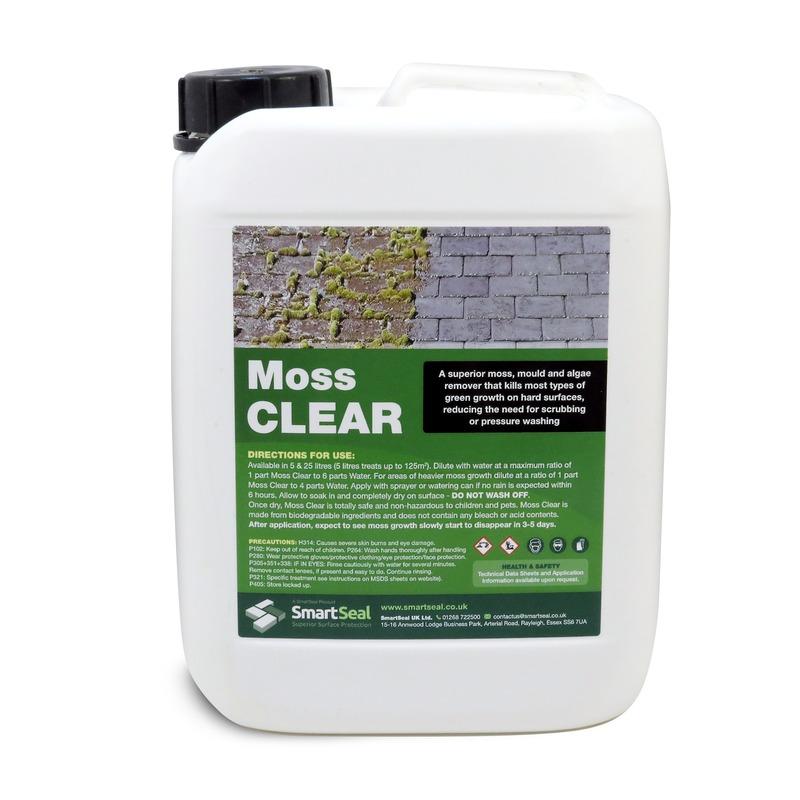 Moss Killler Roof Moss Remover Moss Amp Algae Killer