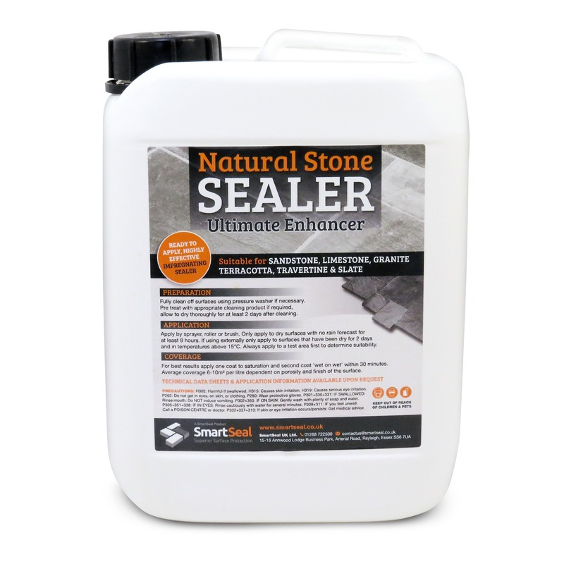 Natural Stone Sealer | Sealer for Sandstone, Limestone, Granite