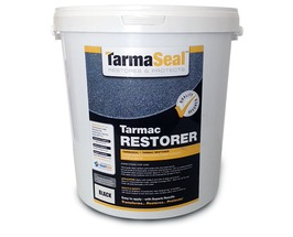 Tarmac Restorer in GREEN colour (20 Litre) - High quality Tarmac sealer replaces lost resin & colour; easy to apply