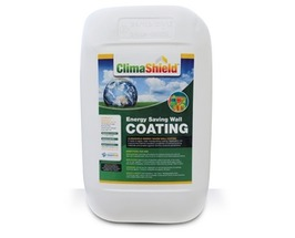 Climashield Energy Saving Wall Coating (Available in 5 & 25 litre)