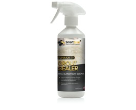 Grout Sealer - 500ml - Seals & protects grouting on wall & floor tiles. Invisible finish.