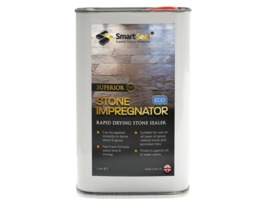 Natural Stone Impregnator SOLVENT BASED - Clear impregnating stone sealer for natural stone