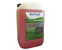 BIOWASH Surface PROTECTOR - Keeps a Roof ALGAE & MOSS Free for up to 2 years . Highly Effective CONCENTRATED Formula