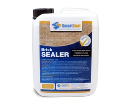 BRICK / MASONRY Sealer- Highly Water Resistant, 'DRY' Finish, Impregnating & Breathable (Sample, 1, 5 & 25 L)