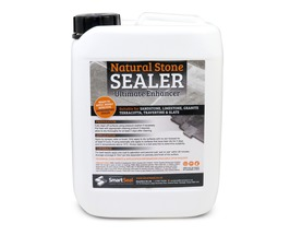Natural Stone Sealer - Ultimate Enhancer for Sandstone (Sample, 1, 5 & 25 Litre) - High Grade, Colour Intensifier to Darken & Enrich Existing Colour of Sandstone