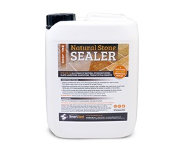 Natural Stone Sealer - 'WET LOOK' finish - Protective Stone Sealer to Enhance Colouring on Natural Stone, Gives a Durable, Clear Finish
