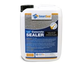 Concrete Sealer - Premium: 'Dry' Finish, Breathable & Impregnating