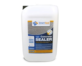 Concrete Dustproofer - 25 litre - Internal & External Concrete Sealer that stops dusting on concrete