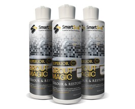 Grout Magic - 237ml - Grout sealer & grout restorer for recolouring old grout. Available in 10 colours.