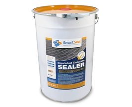 Imprinted Concrete Sealer - Matt Finish (Sample, 5 & 25 litre) - Recommended when colour tint is required