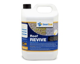ROOF MOSS Remover (5 Litre) -  Biodegradable Roof Moss & Algae Killer for all Slate, Clay & Concrete Tiles