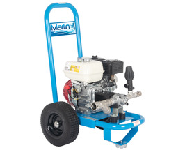 BIOWASH  'Marlin' Roller Pump  Petrol Machine- For Application of Cleaning Chemicals for Roofs & Render