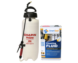 Chapin XP Pro Series Sprayer inc. Viton Seals - 11.4 Litre with Tools Cleaning Fluid - 5 Litre
