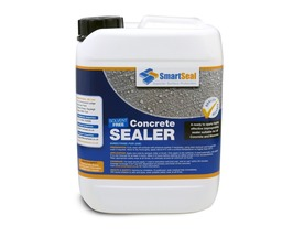 Premium Concrete Sealer-  'Dry' Finish, Breathable & Impregnating