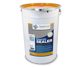 CONCRETE SEALER - High Quality, Hardwearing, Solvent Based Protective Sealer, For External Use (Sample, 5 & 25 L)
