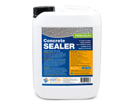PREMIUM Concrete Sealer-  'Dry'  Invisible Finish,  Stain Resistant, 'Breathable' &  'Impregnating'  Food  Safe & Easy to Apply