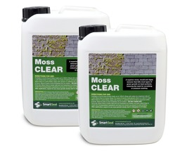Moss Clear (2 x 5 Litre) - **BUY ONE, GET ONE LESS THAN HALF PRICE - SELECT THIS OFFER & RECEIVE 2 X 5L MOSS CLEAR**