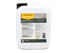 Natural Stone Sealer 'DRY' Finish - High Quality, Impregnating, Durable Sealer for Sandstone, Limestone, Slate, Granite & more