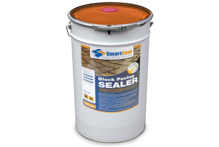 Block Paving Sealer - Matt (Available in 5 & 25 litre)
