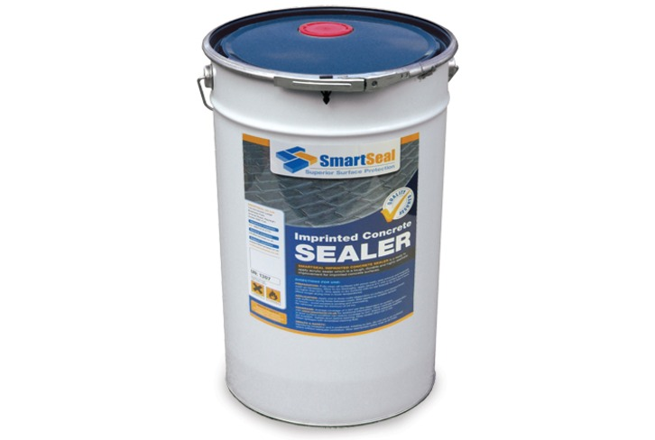 Imprinted Concrete Sealer - Silk (Available in 5 & 25 litre)