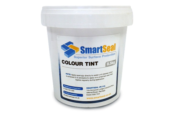 Sealer Colour Tint for Imprinted Concrete (500g or 50g Sample)