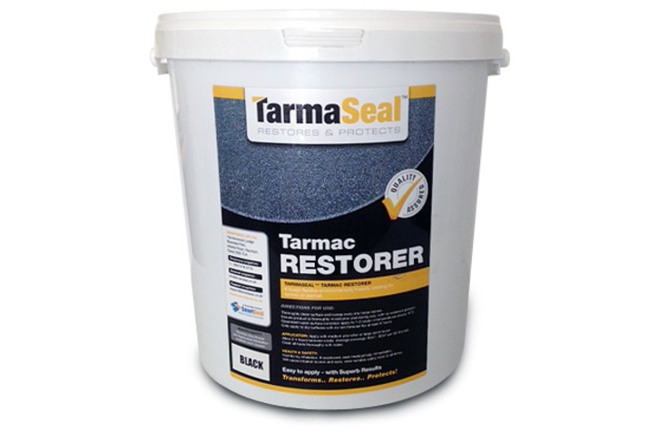 Tarmac Restorer in GREEN colour - 20 litre drum