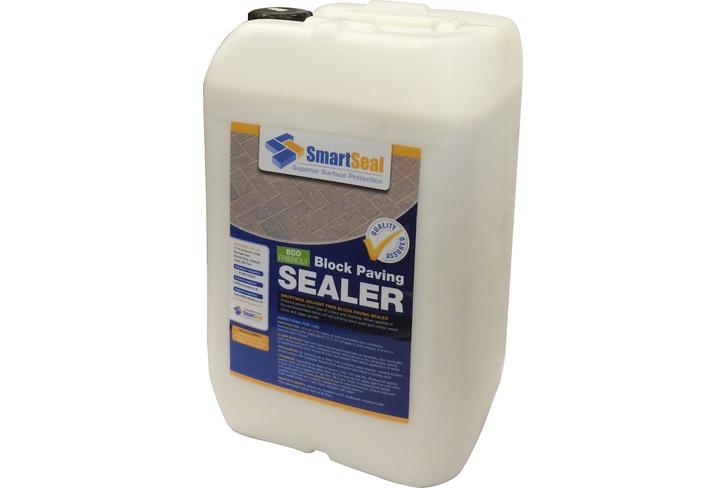 Solvent Free Block Paving Sealer  (Eco Friendly) - 25 Litre