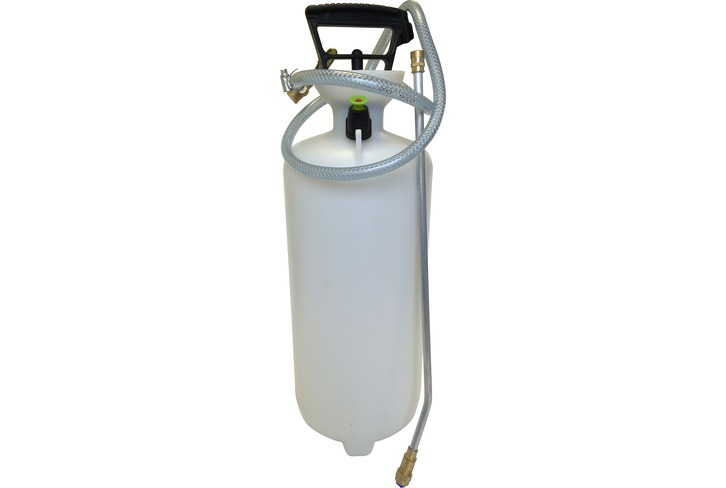 Sprayer for Natural Stone and Solvent Free Sealers