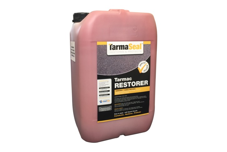 Tarmac Restorer - RED - (Available in 5 & 20 litre)
