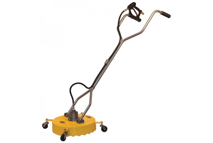 "18"" Rotary Headed Surface Cleaner with Wheels"