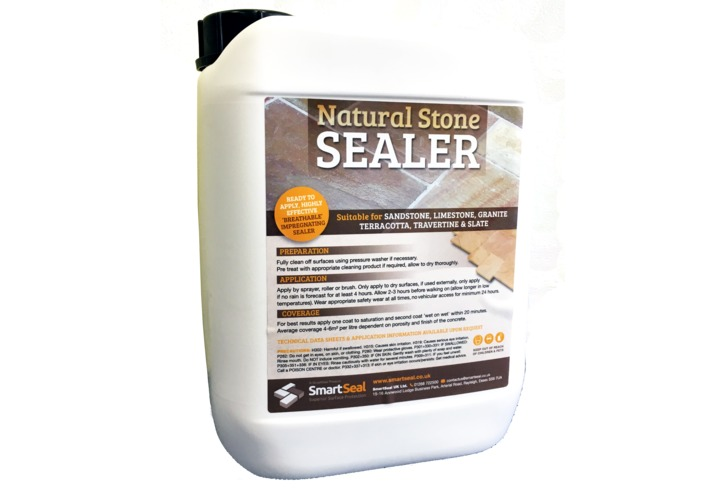 Limestone sealer - Dry Finish  (Available in 1 & 5 litre)