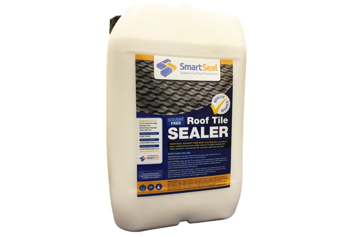 Roof Sealer (clear) - one coat 5 m²/litre coverage