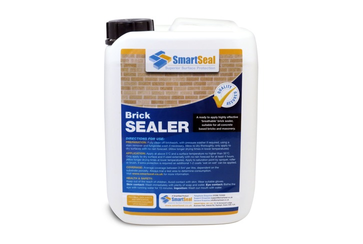 Brick / Masonry Sealer - Impregnating & Breathable 1, 5 & 25 litre