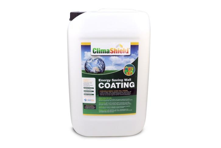 Climashield Energy Saving Wall Coating