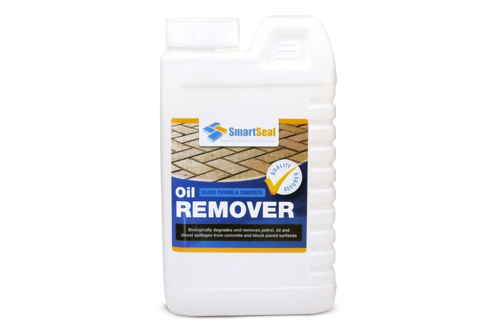 Oil Stain Remover for Block Paving and Concrete