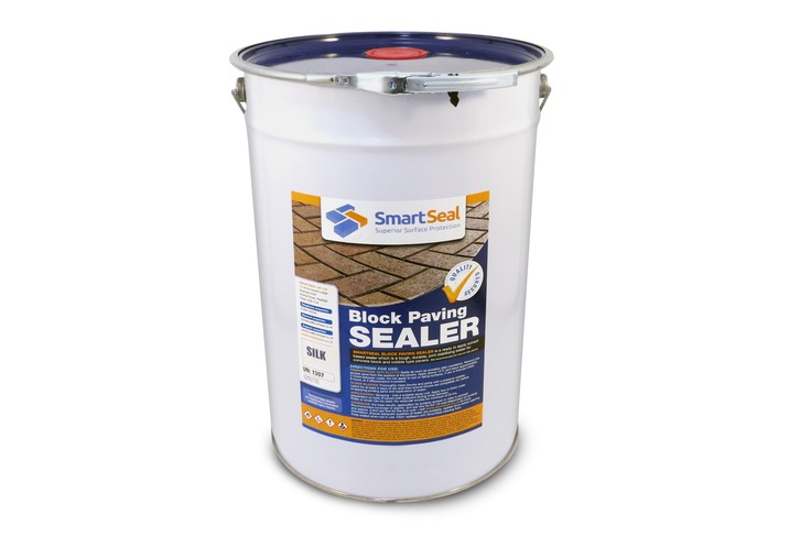 Block Paving Sealer in SILK