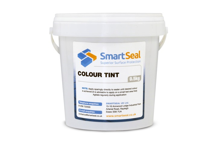 Sealer Colour Tints for Imprinted Concrete Sealer (500g or 30g sample)