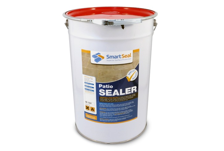 Patio Sealer for Pre-cast Concrete Slabs & Flagstones