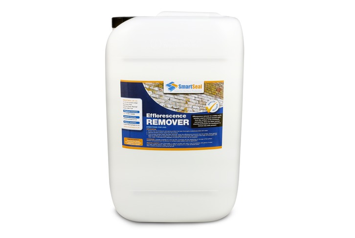 Remove Efflorescence from Block Paving, Walls and Brickwork - 25 Litre
