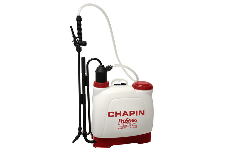 CHAPIN PRO 15 Litre Professional Backpack Sprayer- Suitable for all Clear PAVING & ROOF Sealers