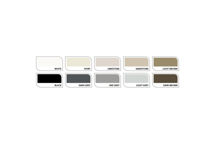 Grout Magic - SAMPLE PACK of all 10 available colours (10 x 6 ml samples)