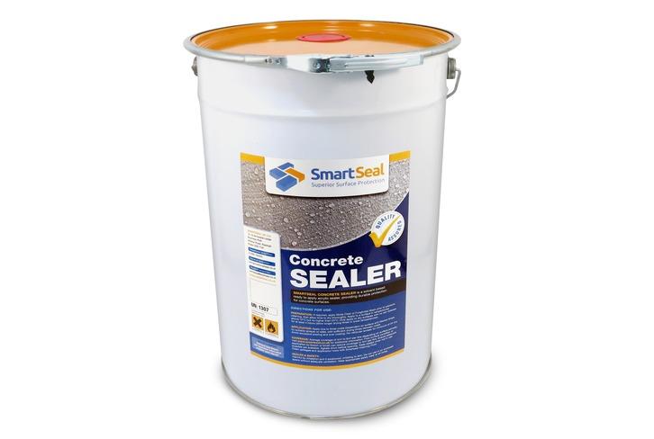 Concrete Sealer -  High Quality  External Solvent Based  Sealer (Sample, 5 & 25 Litre)