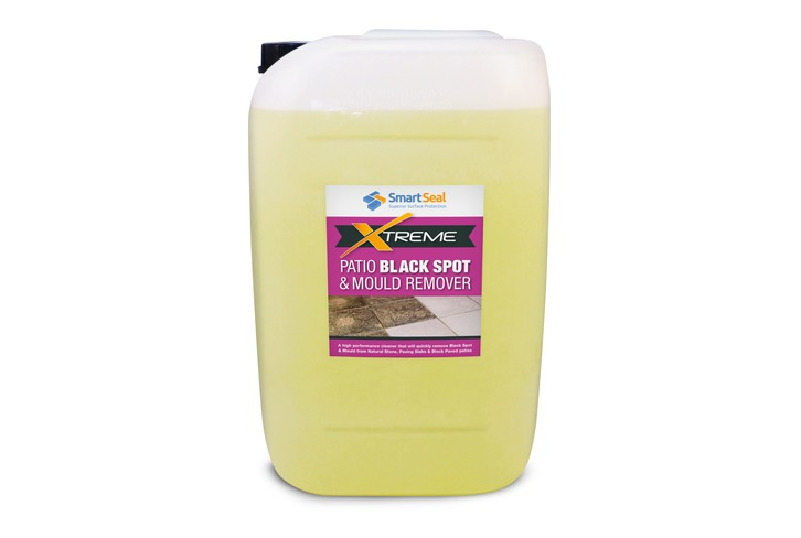 Xtreme Patio Black Spot & Mould Remover (Available in 5 & 25 Litre) - High-performance cleaner that quickly removes black spot & mould