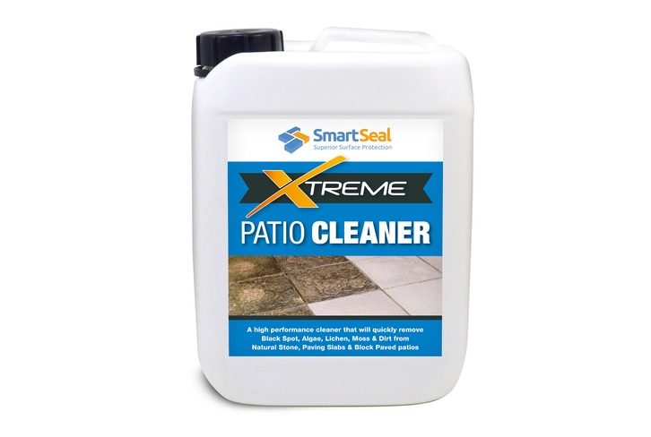 Patio Cleaner Xtreme - Quickly Removes Black Spot, Algae and Lichen